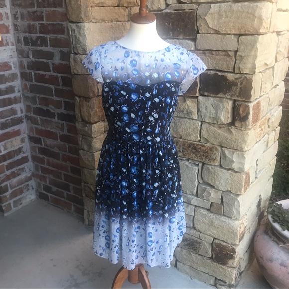 d39f0f16bbed Betsey Johnson Dresses & Skirts - Betsey Johnson Floral Print Dress